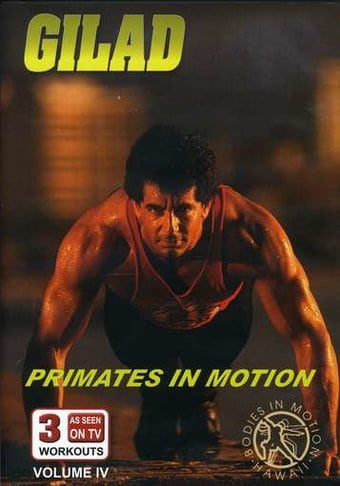 Gilad: Bodies In Motion, Volume IV - Primates In
