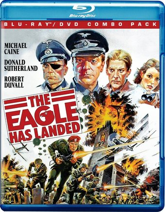 The Eagle Has Landed (Blu-ray + DVD)
