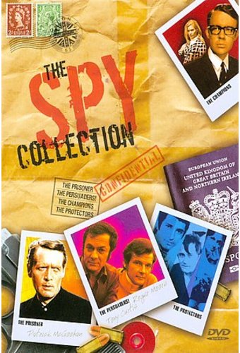 The Spy Collection: The Persuaders! / The
