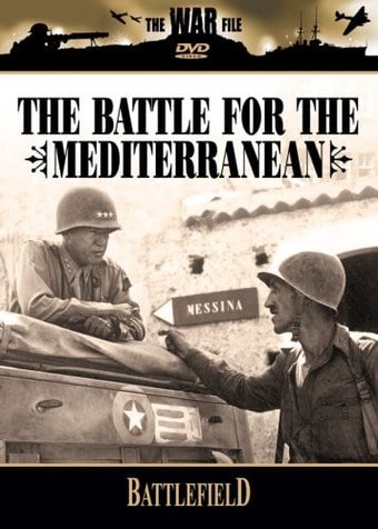 WWII - The War File: Battle for the Mediterranean