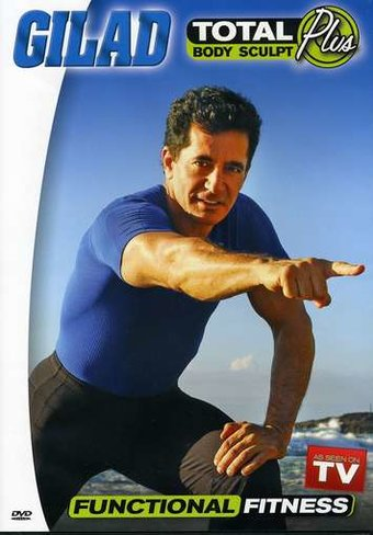 Gilad: Total Body Sculpt Plus - Functional Fitness