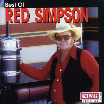 The Best of Red Simpson (2-CD)