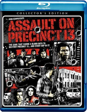 Assault on Precinct 13 (Collector's Edition)