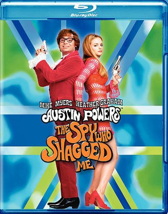 Austin Powers: The Spy Who Shagged Me (Blu-ray)