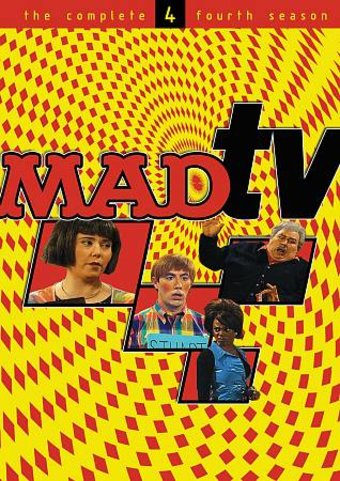 MADtv - Complete 4th Season (4-DVD)