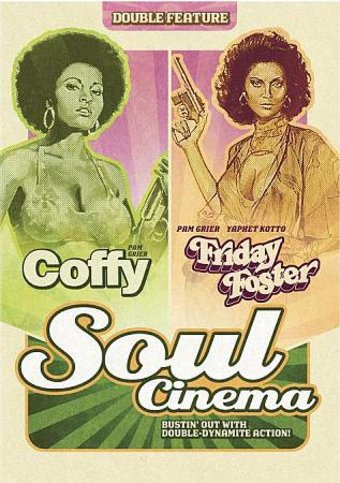 Coffy / Friday Foster (2-DVD)