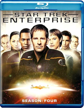 Star Trek: Enterprise - Complete 4th Season
