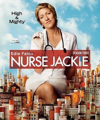 Nurse Jackie - Season 3 (Blu-ray)
