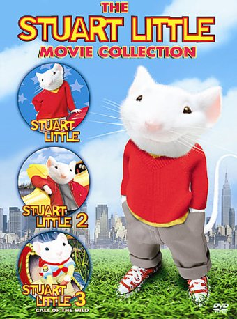 Stuart Little Movie Collection (3-DVD)