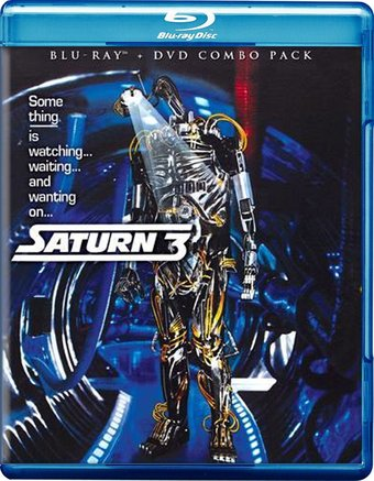 Saturn 3 (Blu-ray + DVD)