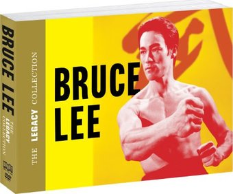 Bruce Lee Legacy Collection (Blu-ray + DVD)