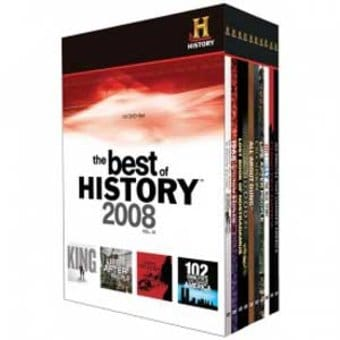 History Channel: Best of History 2008, Volume 4