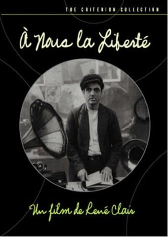 A Nous La Liberte (Criterion Collection)