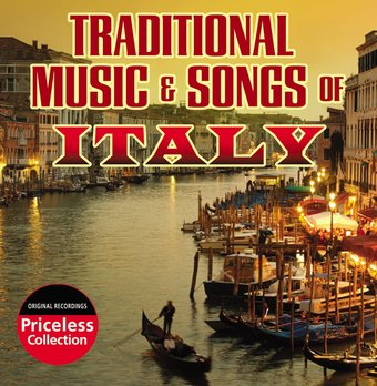 Traditional Music And Songs Of Italy