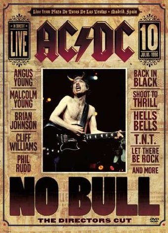 AC/DC - No Bull (Director's Cut)