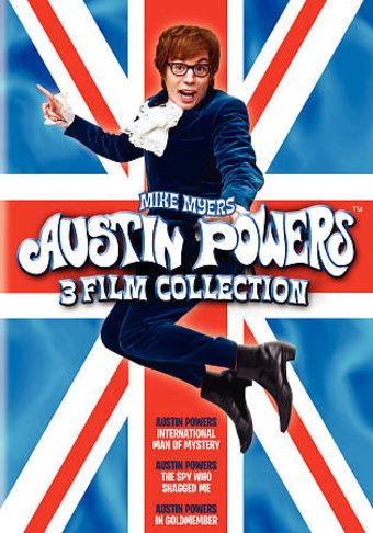 Austin Powers Collection (3-DVD)