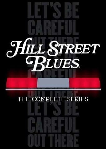 Hill Street Blues - Complete Series (34-DVD)
