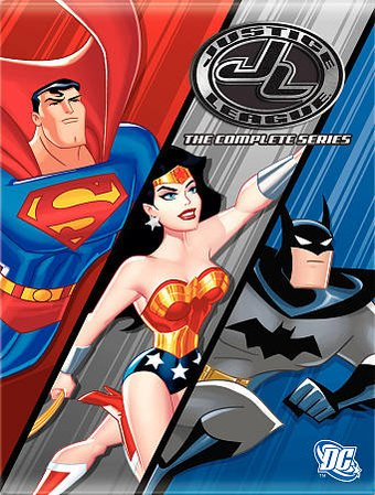 Justice League - Complete Series (15-DVD)