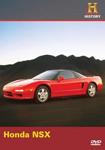 History Channel: Automobiles - Honda-NSX