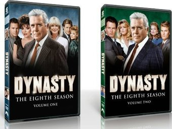 Dynasty - Season 8 - Volume 1 & 2 (7-DVD)