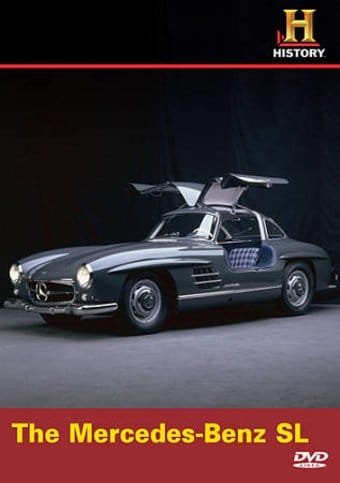Automobiles - The Mercedes-Benz SL