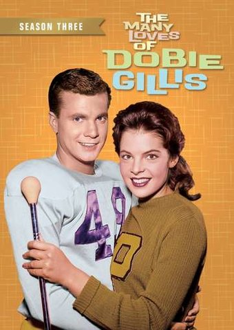 The Many Loves of Dobie Gillis - Season 3 (5-DVD)
