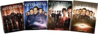 Star Trek: Enterprise - Complete Series (Blu-ray)