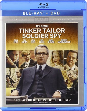 Tinker Tailor Soldier Spy (Blu-ray + DVD)