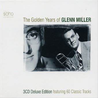 The Golden Years of Glenn Miller (3-CD)