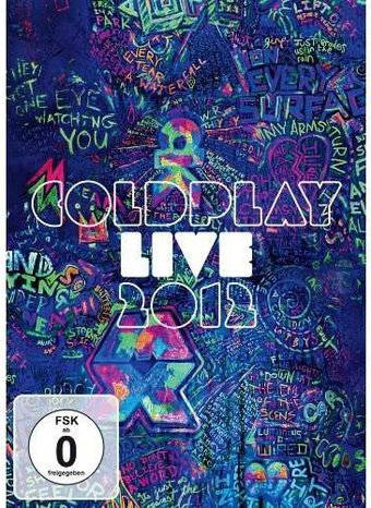 Coldplay Live 2012 (Blu-ray + CD)