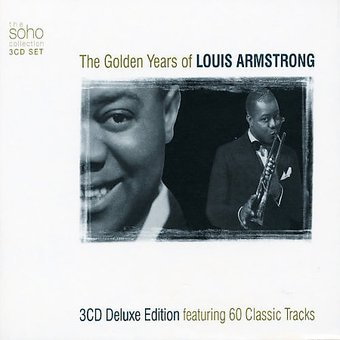 The Golden Years of Louis Armstrong (3-CD)