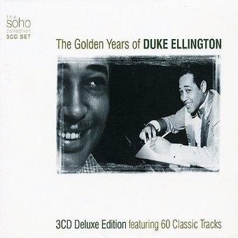 The Golden Years of Duke Ellington (3-CD)