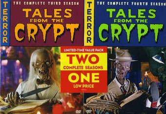 Tales from the Crypt - Complete Seasons 3 & 4