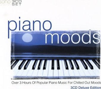 Piano Moods [Soho] (3-CD)