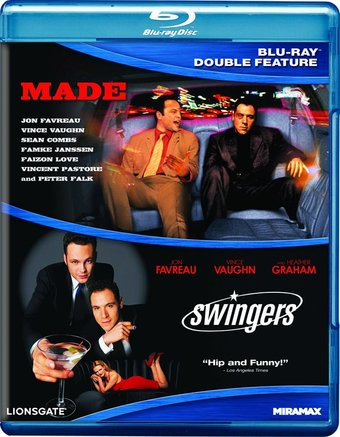 Made / Swingers (Blu-ray)
