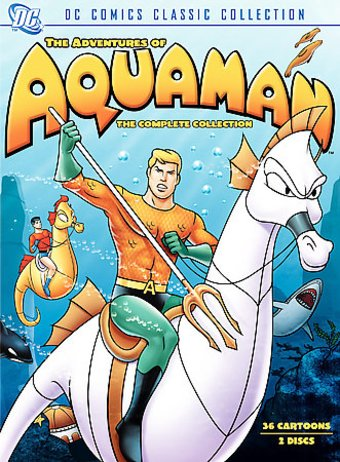 The Adventures of Aquaman - Complete Collection