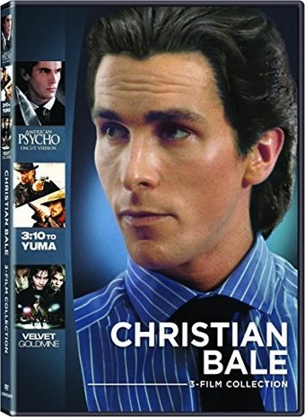 Christian Bale Collection (American Psycho / 3:10