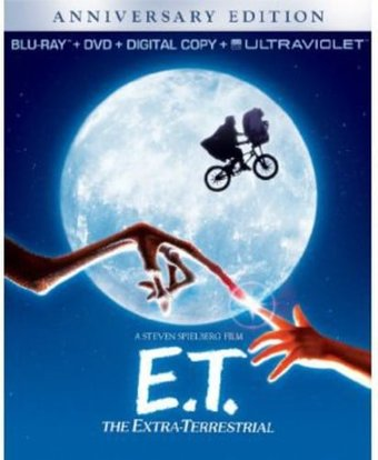 E.T. The Extra-Terrestrial (Blu-ray + DVD)