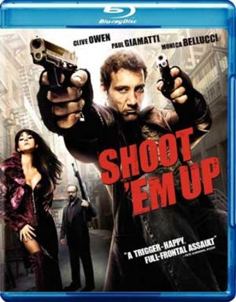 Shoot 'Em Up (Blu-ray + DVD)
