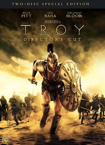 Troy (Director's Cut Unrated) (2-DVD)