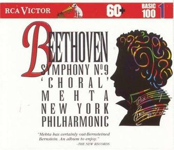 Beethoven: Symphony No. 9, 'Choral' (RCA Victor