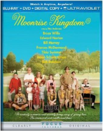 Moonrise Kingdom (Blu-ray + DVD)