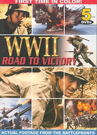 Road To Victory (5-DVD)