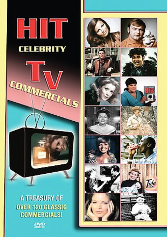 120 Hit Celebrity TV Commercials