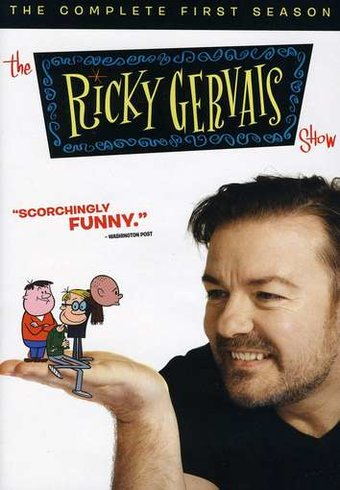 Ricky Gervais Show - Complete 1st Season (2-DVD)