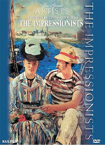 Art - Great Artists - Impressionists Box Set