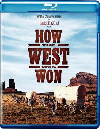 How the West Was Won (Blu-ray)