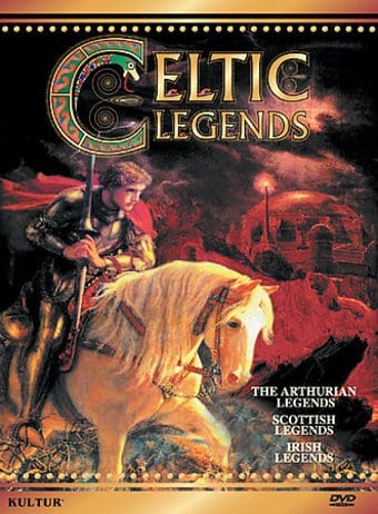 Celtic Legends Box Set (3-DVD)
