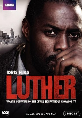 Luther - Season 1 (2-DVD)
