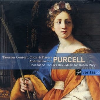 Purcell: Odes for St. Cecilia's Day - Music for